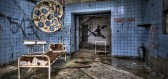 Stará nemocnice vDomažlicích vyvolávala strach a úzkosti