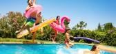 Plastové bazény: Jaké mají výhody zapuštěné modely?