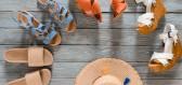 Druhy sandálků, které zpestřují letošní léto. Oživte si nimi svůj botník