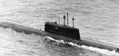 Sovětská jaderná ponorka Komsomolec leží v Barentsově moři již 30 let