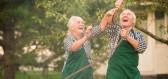 Stárnutí opravdu není tak hrozné, jak se někteří obávají
