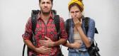 Střevní potíže na dovolené: prevence a první pomoc