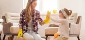 Jak na rychlý a efektivní úklid celého domu