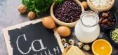 Zdroj vápníku v potravinách