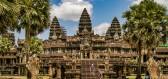 Angkor, dávná metropole Khmerské říše, zůstala opušteným mystickým místem