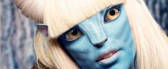Gagatar – když zkřížíte Lady Gaga a Avatar