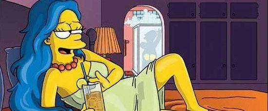 5 sexy žen ze seriálu Simpsonovi
