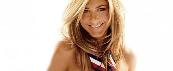 Jennifer Aniston: kopačky kvůli Twitteru