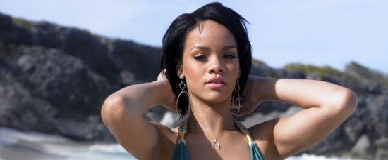 Rihanna a bikiny. Svůdná kombinace