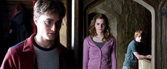 Šestý Harry Potter. Pubertální