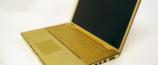 Zlatý notebook? Nezruinuje vás!