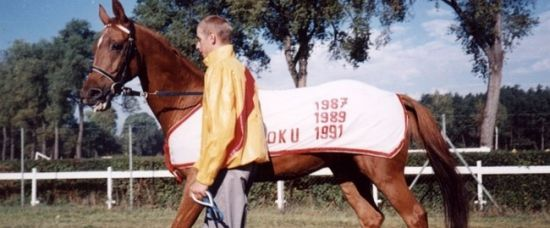 Železník, kůň století za babku