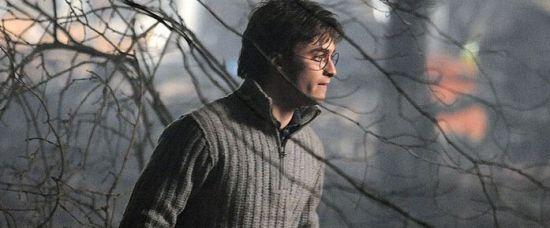 Supertajný scénář z posledního Pottera venku
