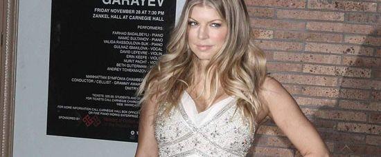 Sexy Fergie se přejídá kvůli roli