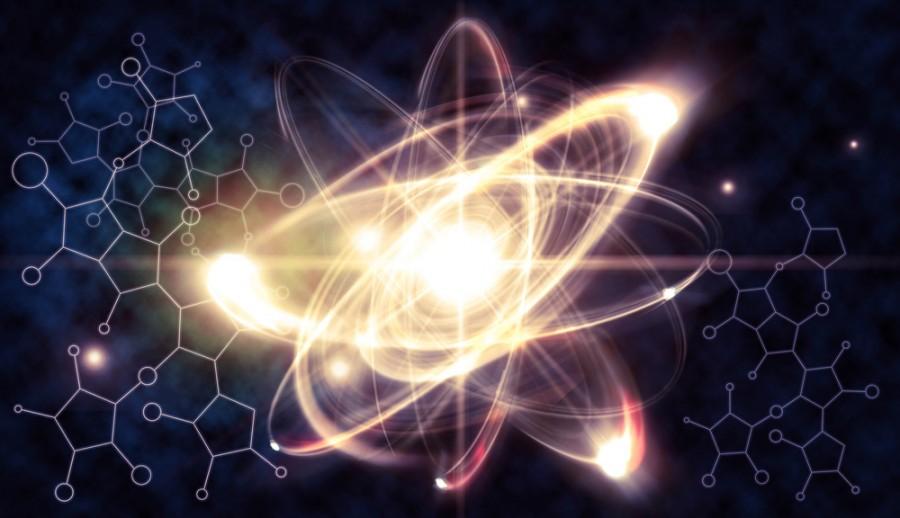 Atomové částice