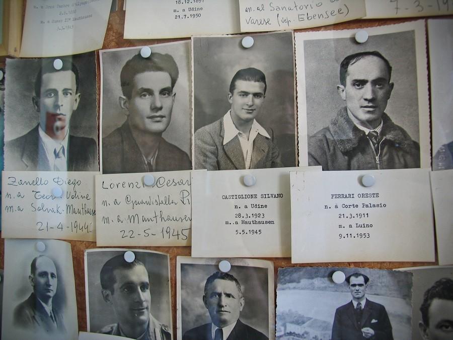 Oběti koncentračního tábora