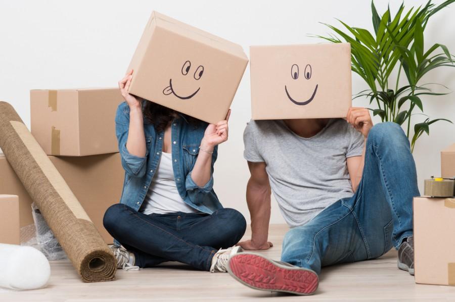 Stěhování s úsměvem