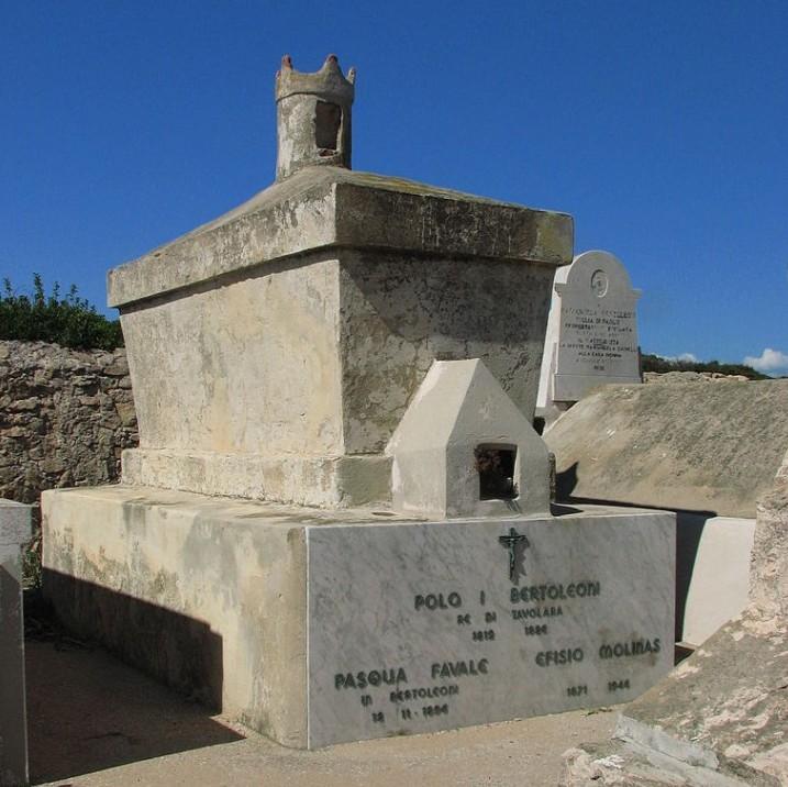 Hrobka původního krále