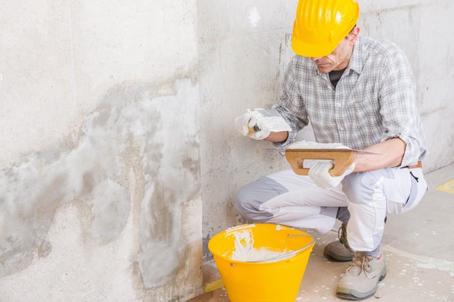 Oprava vlhkého zdiva