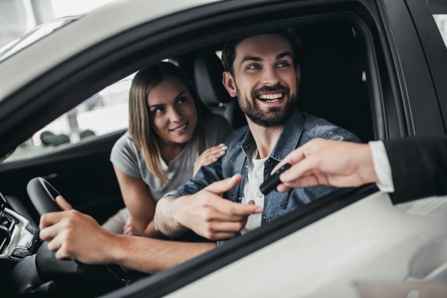 Pohoda a jistota – to je pronájem auta