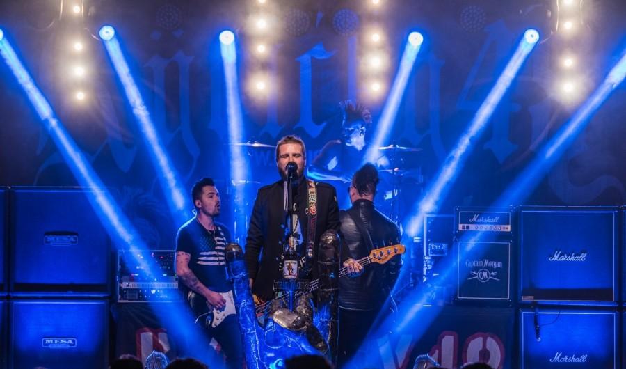 Kapela Rybičky 48 rozjíždí turné