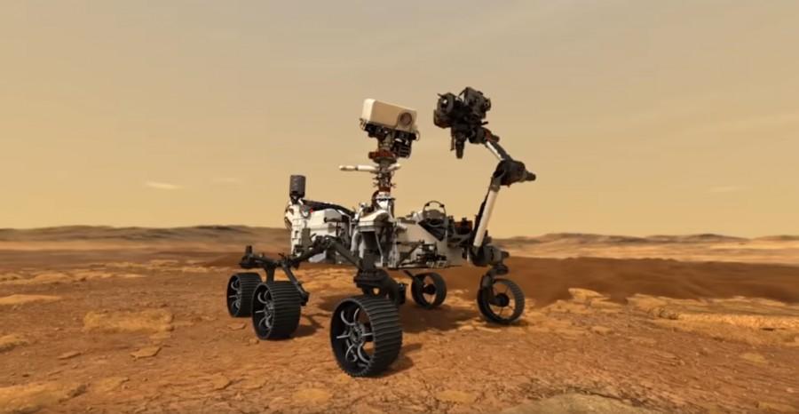 Dobývání Marsu