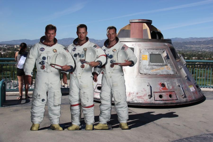 Film Apollo 13 podle skutečné události