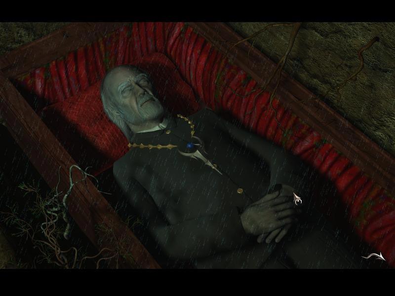 Mrtvola v rakvi