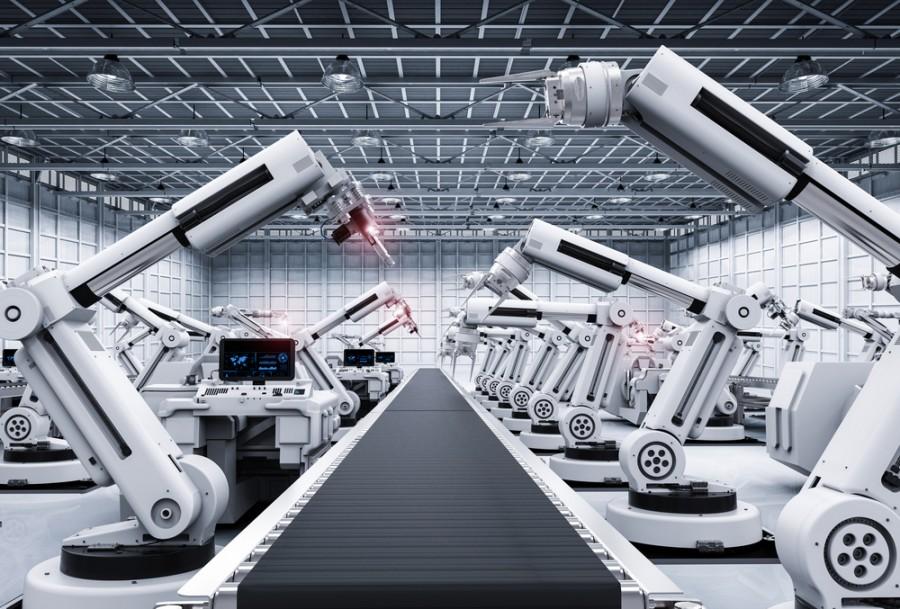 Robotická linka