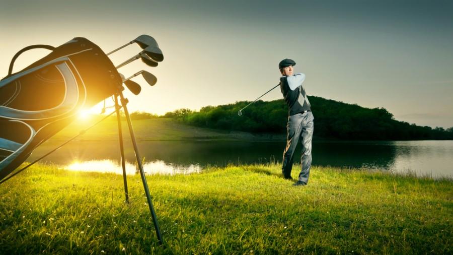 Golf jako sport bohatých