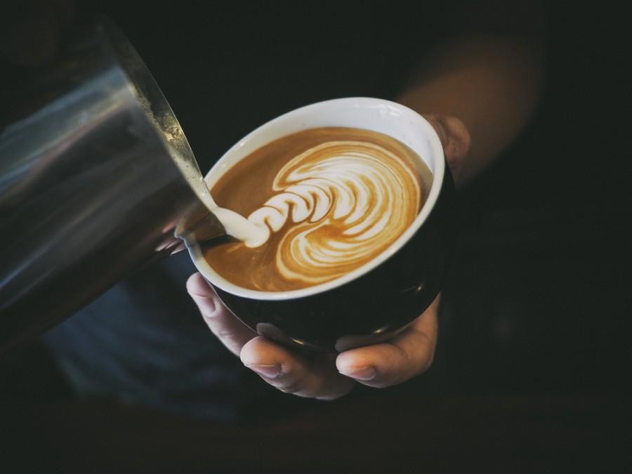Italské cappuccino