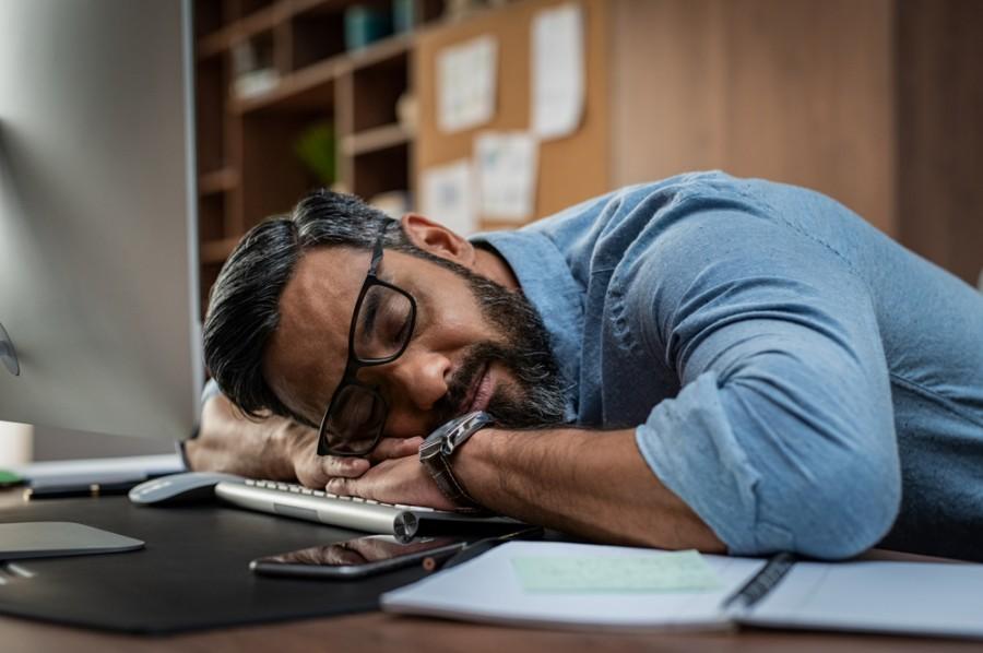 Únava z nedostatku spánku