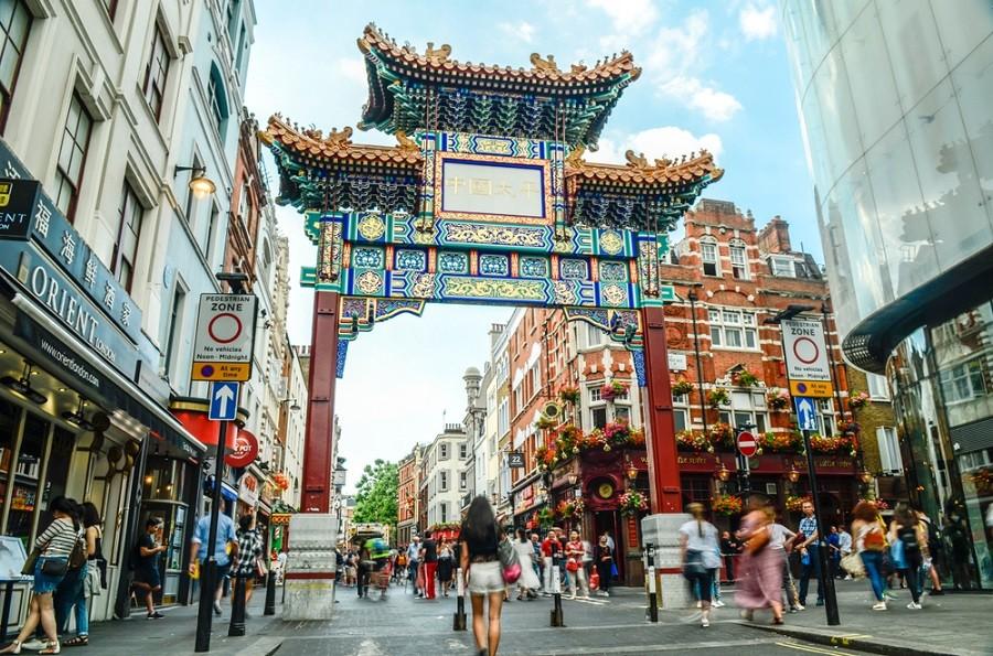 Čínská čtvrť