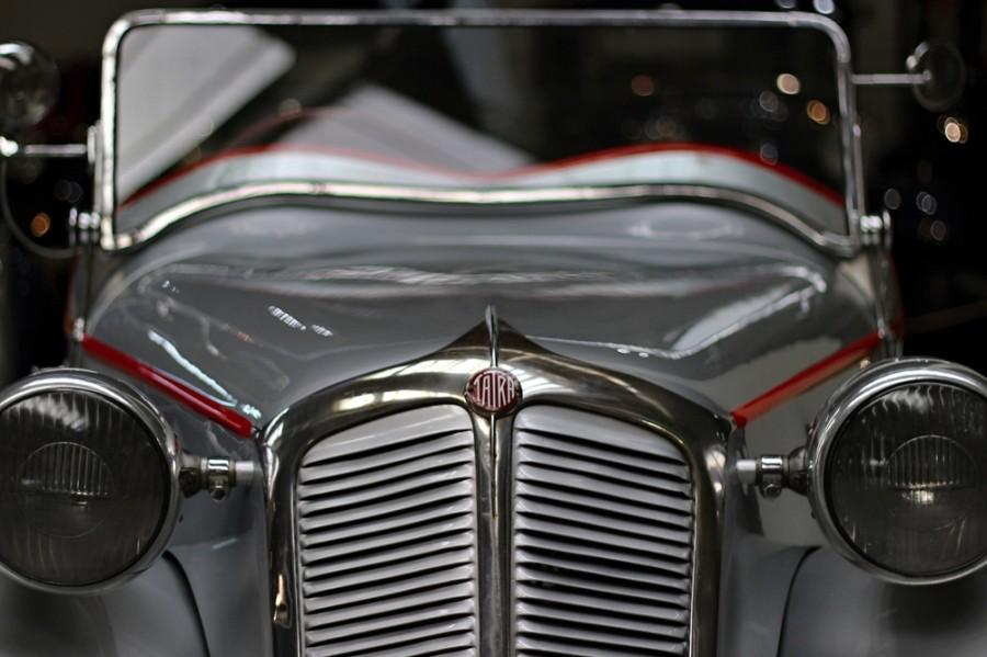 Historický automobil