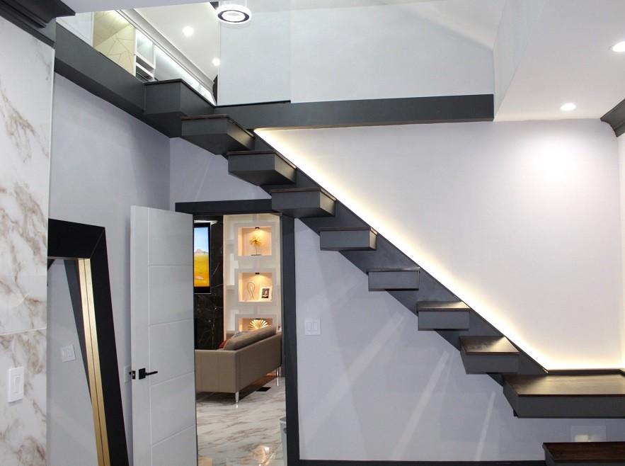 Složité schodiště