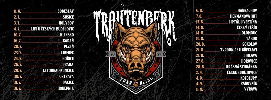 Program kapely Trautenberk