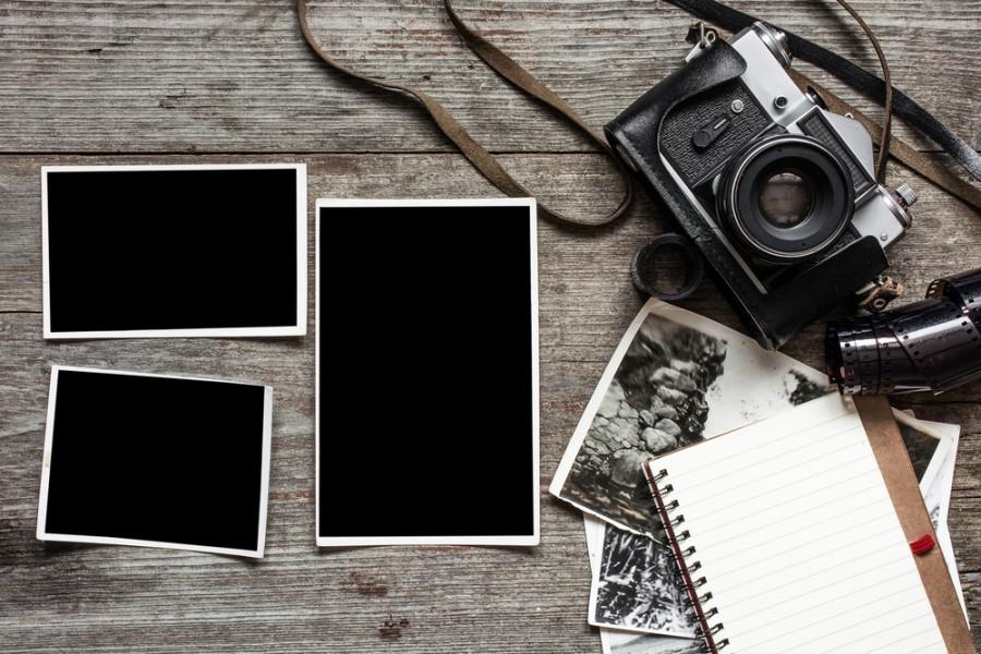 Fotografické materiály