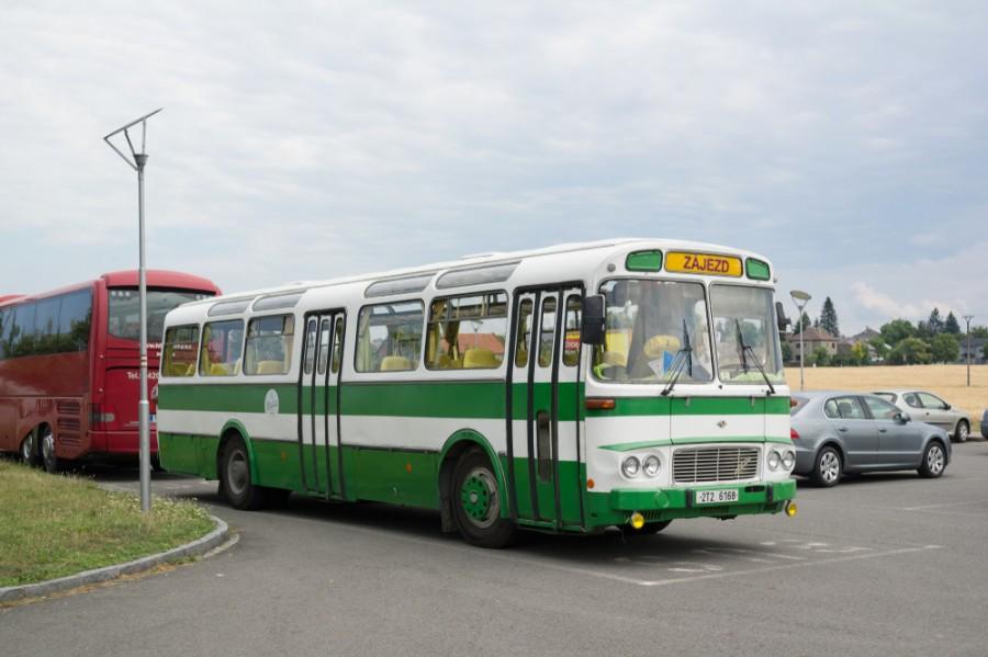 Karosa řady Š v dálkové verzi