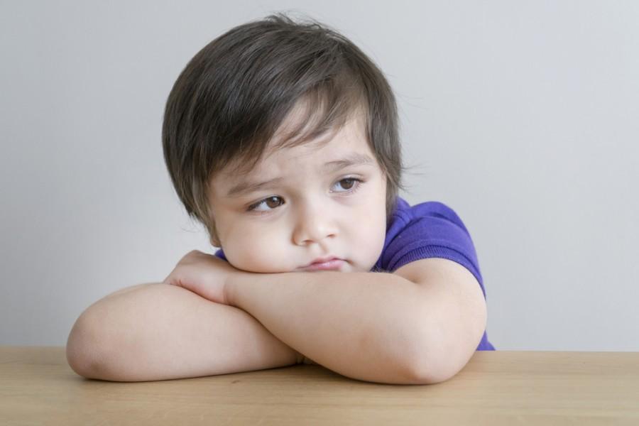 Nespokojené dítě