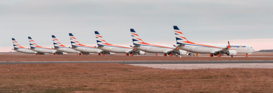 I české Smartwings musely Boeingy uzemnit