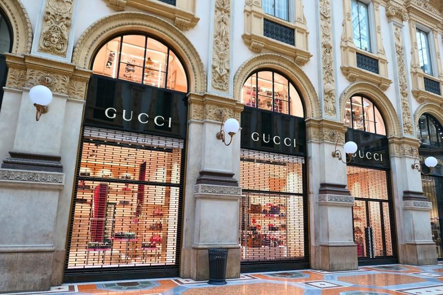 Obchod Gucci