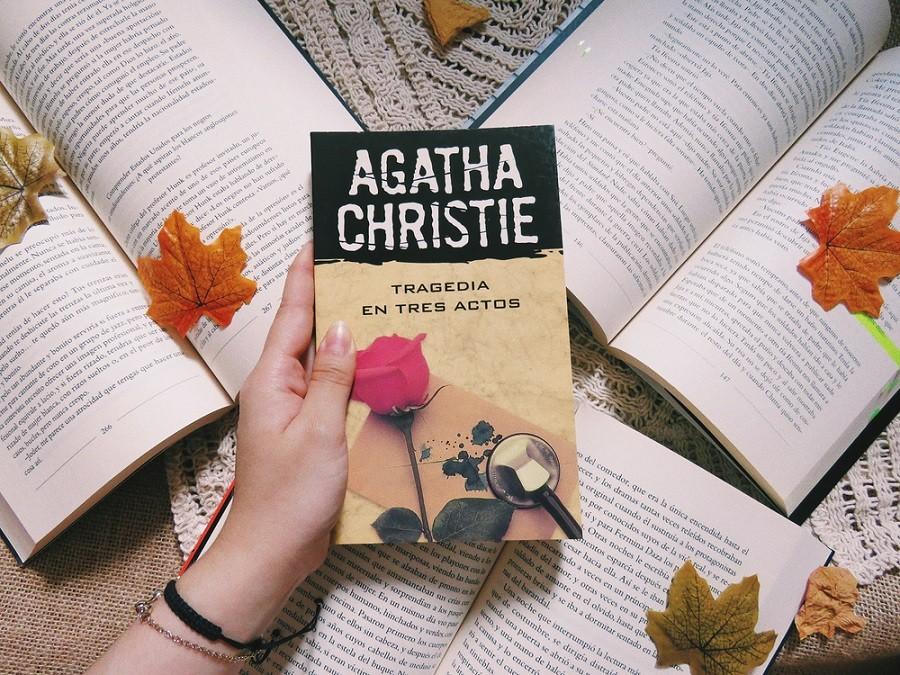 Knihy Agathy Christie