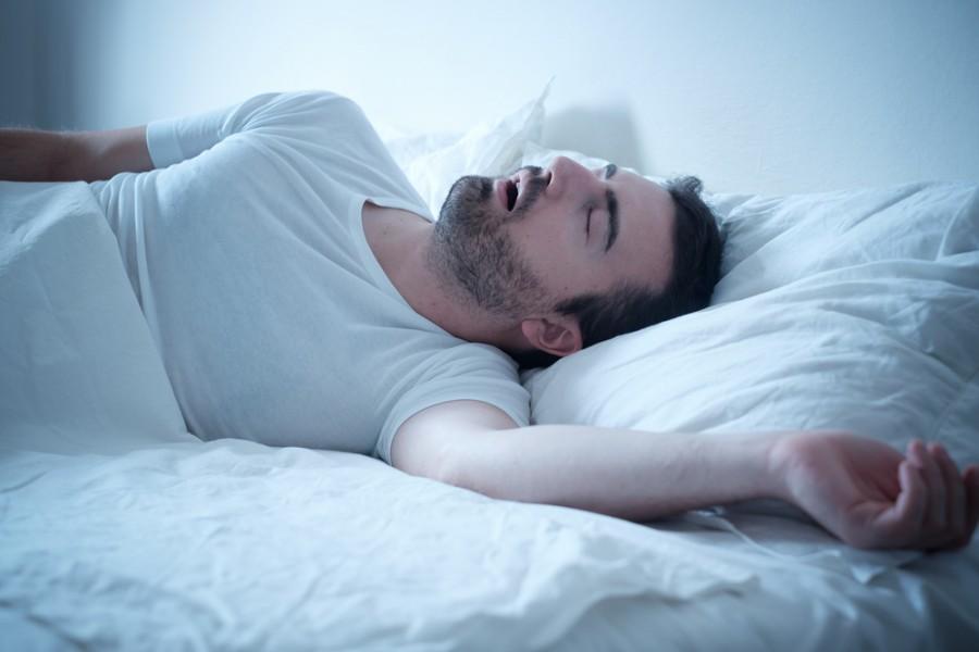 Špatný spánek