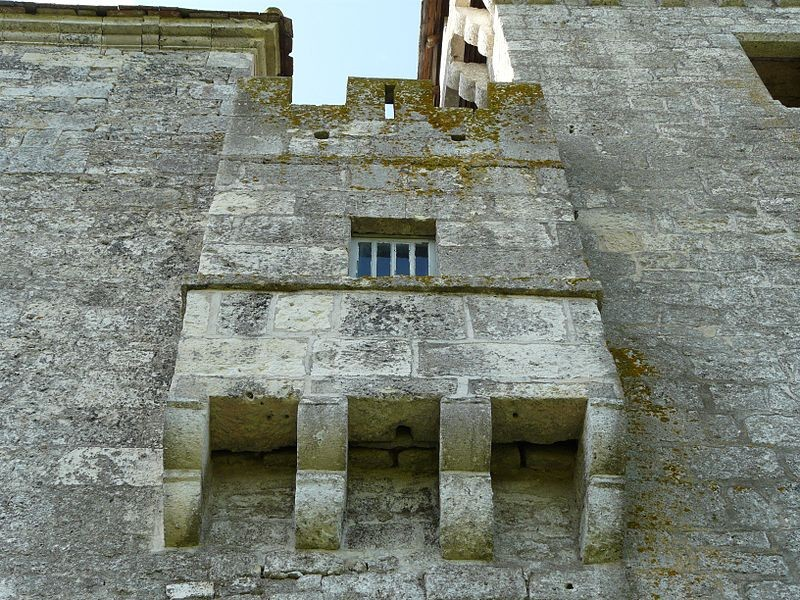 Středověký záchod