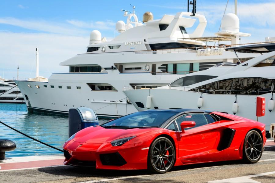 Bohatství a luxus
