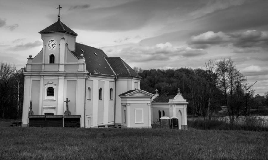 Kostel v Karviné