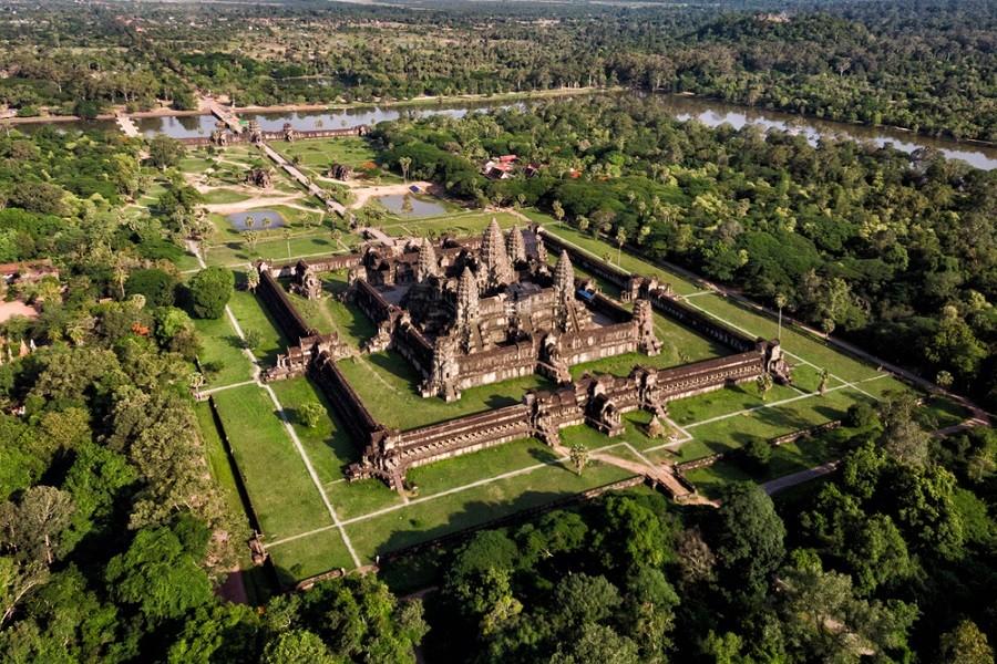 Khmerská říše