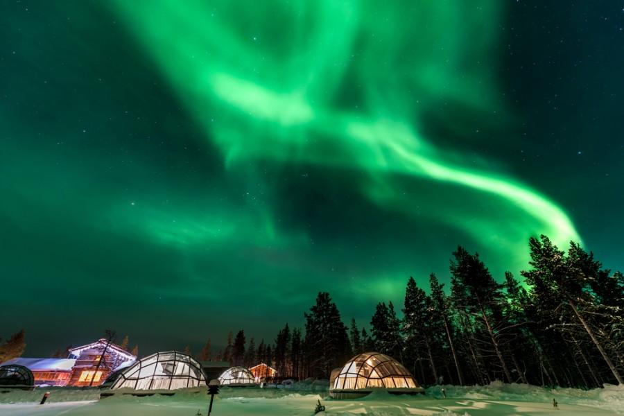 individuální dovolená Norsko