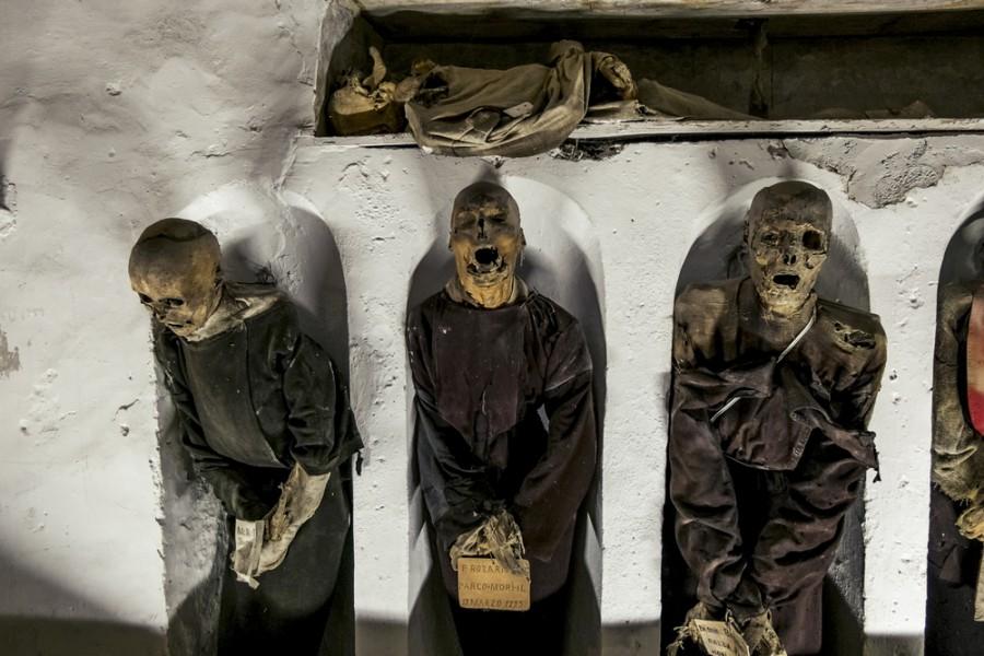 Mumie v Palermu