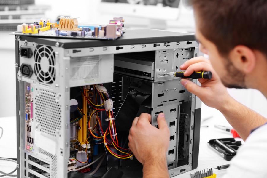 Repasovaný PC
